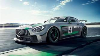 Amg Means Mercedes Mercedes Amg Gt4 Is One Racing Machine