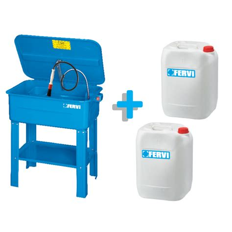 vasca lavaggio officina vasca di lavaggio liquido lavapezzi kit0127