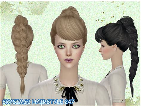 download hairstyles for sims 2 s skysims hair 247 mesh