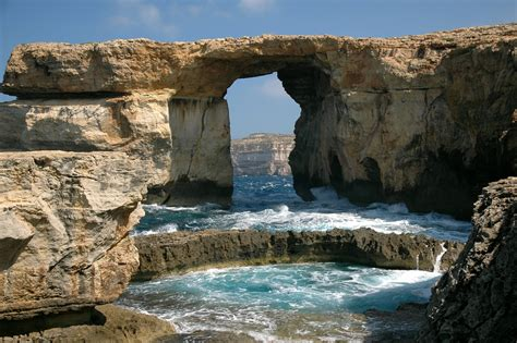 Azure Window Collapsed 15 Best Places To Visit In Malta The Crazy Tourist