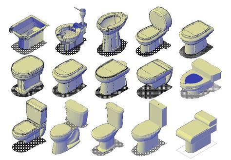 3d Cad Blocks Furniture Free by 3d Toilet Cad Collection Cadblocksfree Cad Blocks Free