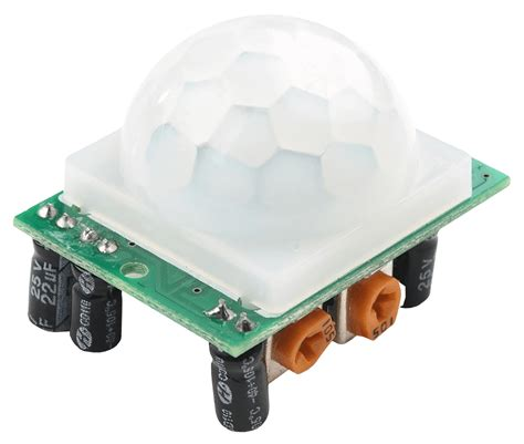 Hc Sr501 Motion Sensor motion detector hc sr501 passive infrared adjustable