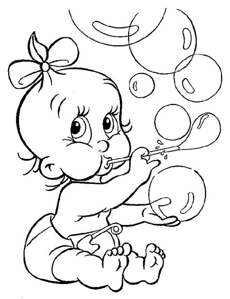 color page baby princess coloring pages to and print for free