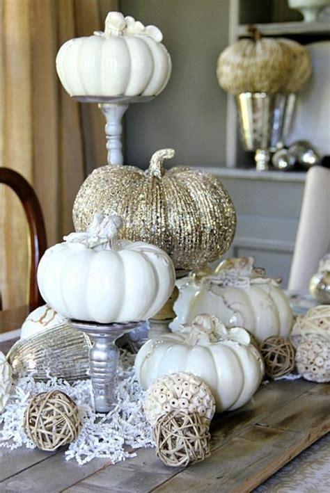 Herbstdeko Fenster Weiss by 40 Leichte Schnelle Und G 252 Nstige Tischdekoration Ideen