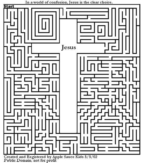 printable money maze free religious printables trinity fun pages at kidz