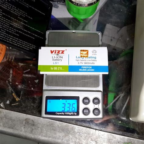 spesialis baterai handphone tes baterai blackberry ls1 vizz