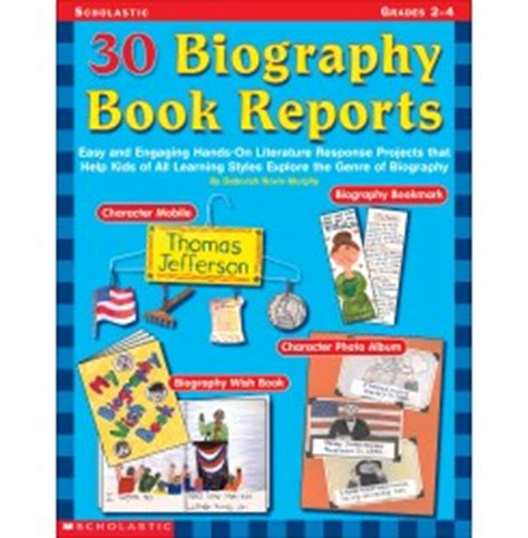 biography books for 6th graders get inspired with biography research part 2 project
