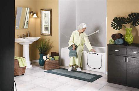 bathtub renovations for seniors safe design solutions for senior friendly bathrooms kukun