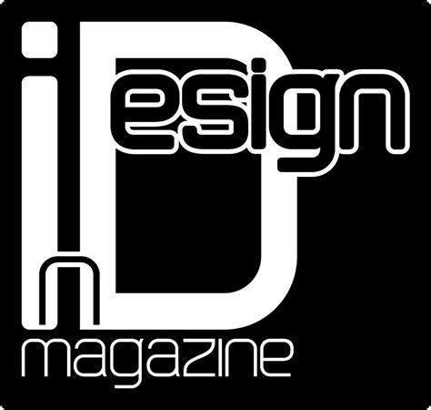 interior design magazine logo in design magazine launch channel in design