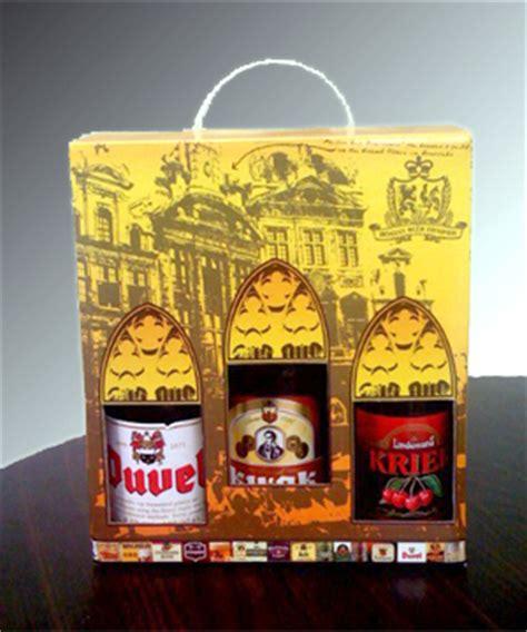 belgian beer gift box order per 6 bottles online the