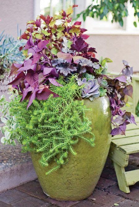 17 best ideas about fall container gardening on