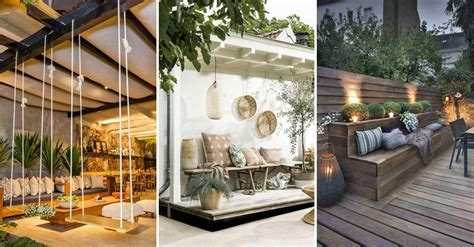 modern ways  decorate  patio page