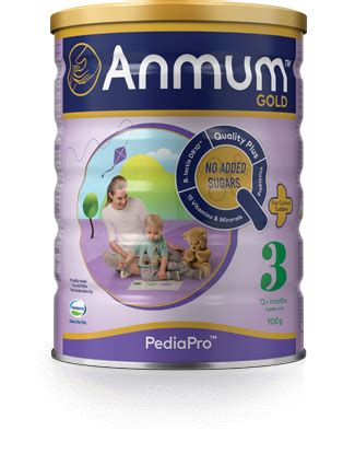 Formula Anmum Pediapro 3 Toddler Formula For Children 12 Months