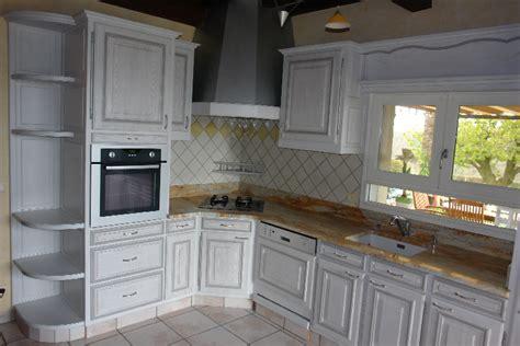 relooker cuisine rustique avant apr鑚 superbe relooker cuisine rustique avant apres 7 cuisine