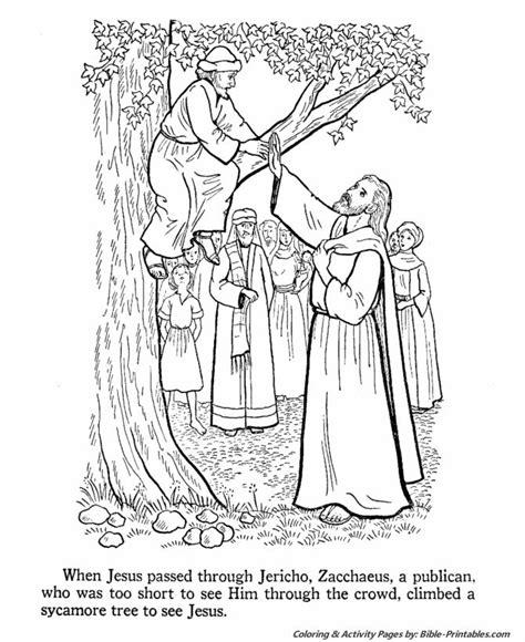 coloring pages for zacchaeus 25 unique zacchaeus craft ideas on zacchaeus
