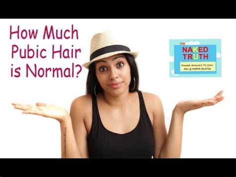 how many percent shave pubic hair is pubic hair normal youtube