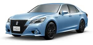 Toyota Crowb Toyota Crown 60th Anniversary Comes In Bright Green And