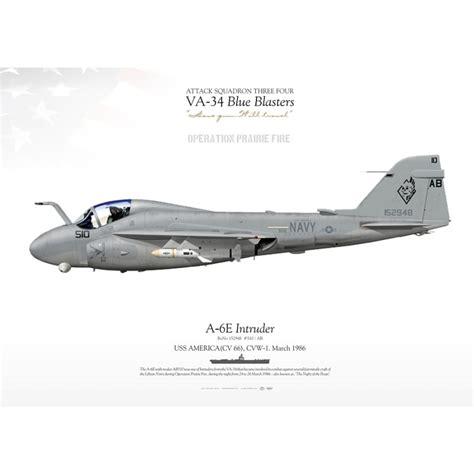 intruder va  blue blasters tc  aviationgraphic