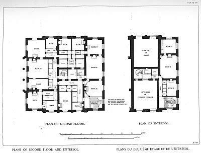 petit trianon floor plan 3 3 mansion floor plans le petit trianon paris france