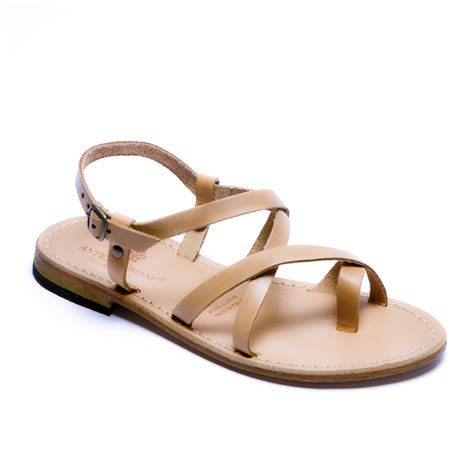 Italian Handmade Flats - handmade italian leather sandals flat sandals