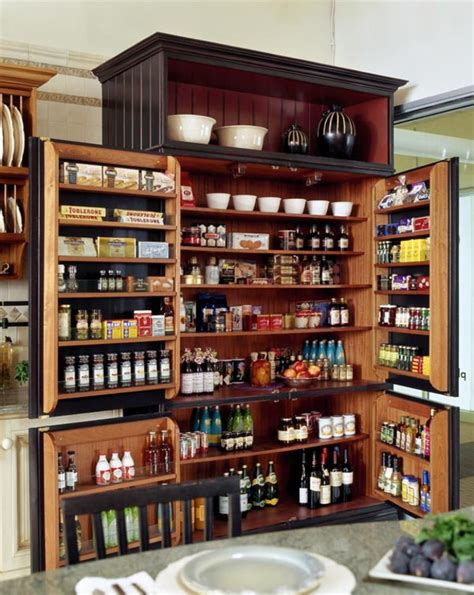 pantry ideas for kitchens pantry design ideas 01 1 kindesign jpg