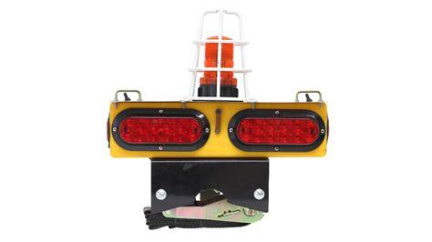 utility pole light fixtures tm16ups cg wireless tow light with utility pole mount