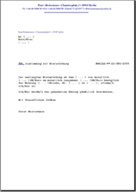 Zustimmung Musterschreiben Beliebte Downloads Musterbriefe 187 Dokumente Vorlagen