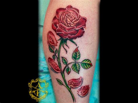 rose tattoo falling lyrics 45 best rose petals tattoo images on pinterest pink