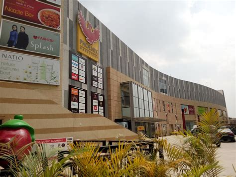 Mall Bangalore Floor Plan by Marketcity Bangalore