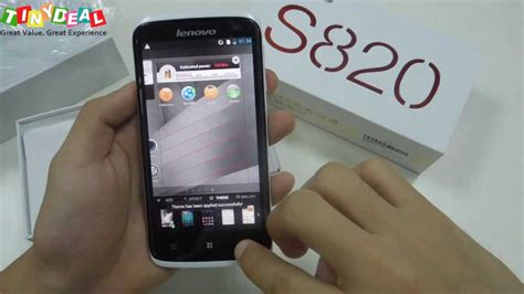 lenovo s820 review quot smart quot android phone for best