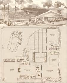 Mid Century Floor Plans by Mid Century Modern House Plans 171 Home Plans Amp Home Design