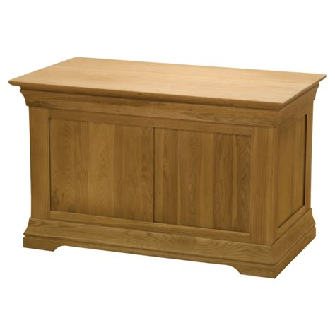 trunk bedroom furniture avignon solid oak blanket box storage chest trunk bedroom furniture ebay
