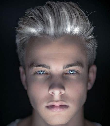 Rambut Palsu Untuk Cowok 4 warna rambut untuk pria