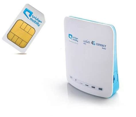 Modem Mobily mobily 4g connect upto 100 mb speed white 17 months package review and buy in riyadh jeddah