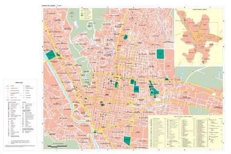 mapa de oaxaca mexico image gallery la ciudad de juarez