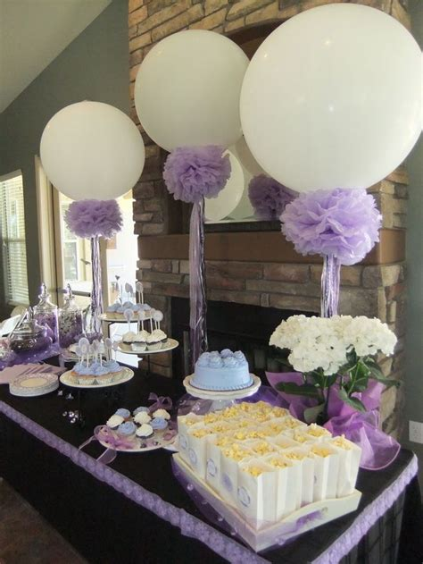 baby shower decorations best 20 baby shower table decorations ideas on