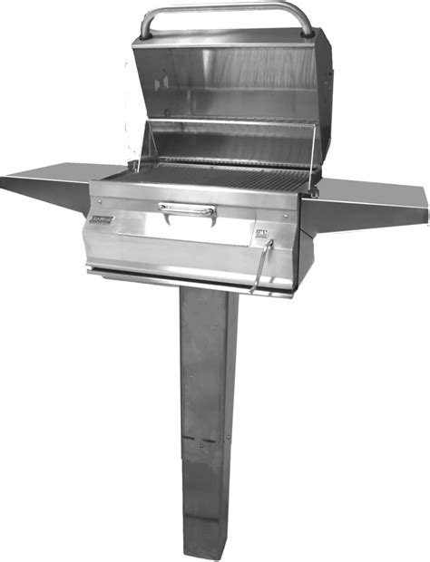 pontoon boat charcoal grill fire magic 22sc01cg6 56 inch charcoal grill with warming