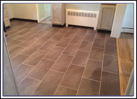 Vinyl Tile With Grout Installation Tiles : Home Design Ideas