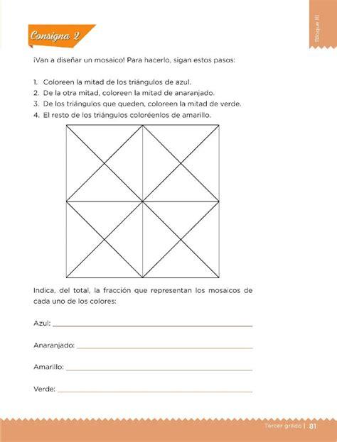 desafios matematicos tercer grado 2015 2016 issuu flores y colores bloque iii lecci 243 n 35 apoyo primaria