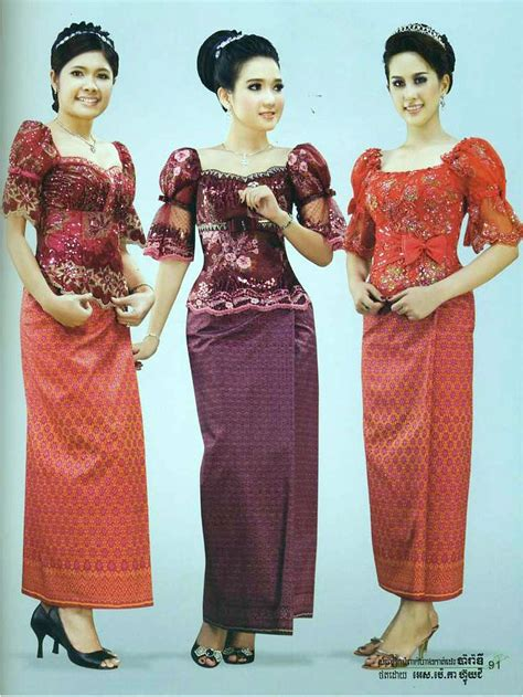 khmer traditional clothes khmer forums