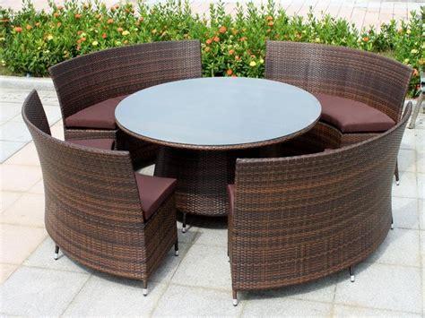 circle patio furniture circular patio furniture home outdoor