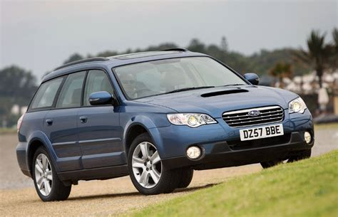 2007 Subaru Outback by 2007 Subaru Outback Overview Cargurus