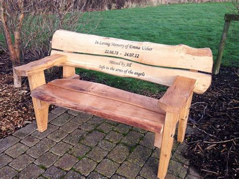 in memory benches 10 best images about memorial bench on pinterest trees
