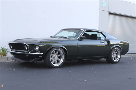 mike dufford s 1969 mustang rod network
