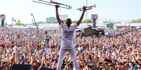 lights festival new orleans top 10 jazz festivals in the usa festicket magazine