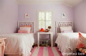 Shared Girls Bedroom Ideas Simplified Bee Shared Girls Bedroom Simplified Bee