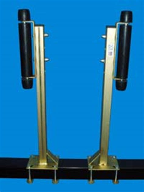 boat trailer rollers pontoon boat trailer guides pontoon boat roller guide ons ve
