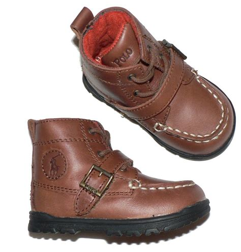 baby boots polo ralph infant baby crib shoes ranger boots ebay