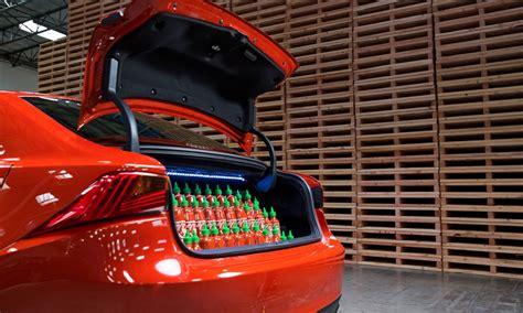 lexus sriracha interior lexus sriracha is cool material