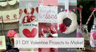 great ideas 31 diy valentine s day projects to make tatertots and jello